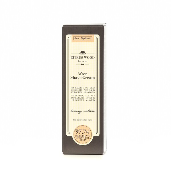 CITRUS WOOD AFTER SHAVE CREAM